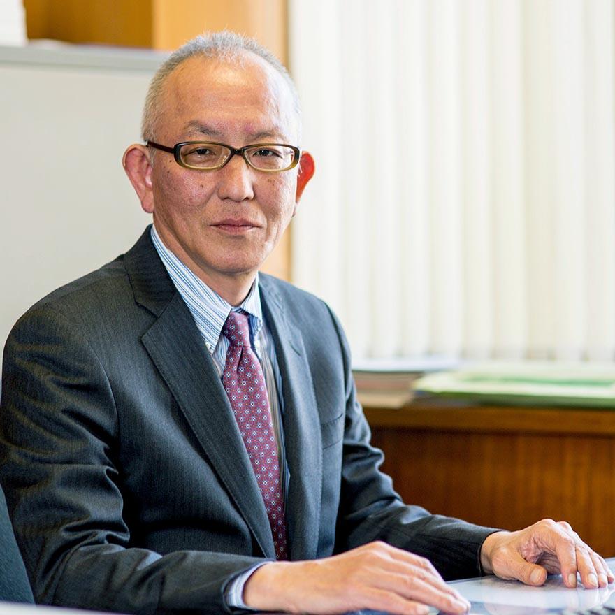 代表取締役社長 池田 桂三